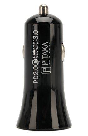 Мужского автомобильное зарядное устройство PITAKA черного цвета, арт. CMS002QCP | Фото 6