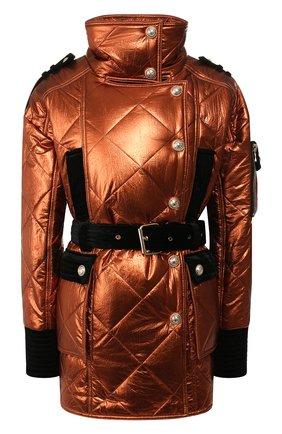 Куртка с поясом | Фото №1