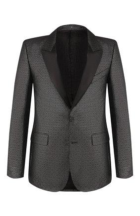 Пиджак Givenchy серебряный | Фото №1