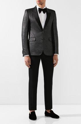 Пиджак Givenchy серебряный | Фото №2