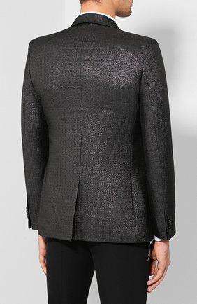 Пиджак Givenchy серебряный | Фото №4