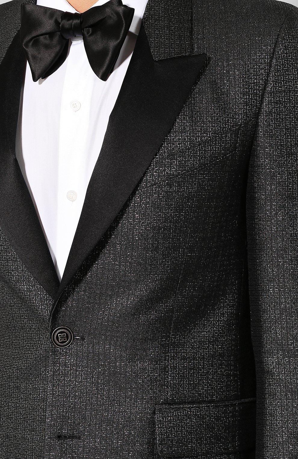 Пиджак Givenchy серебряный | Фото №5