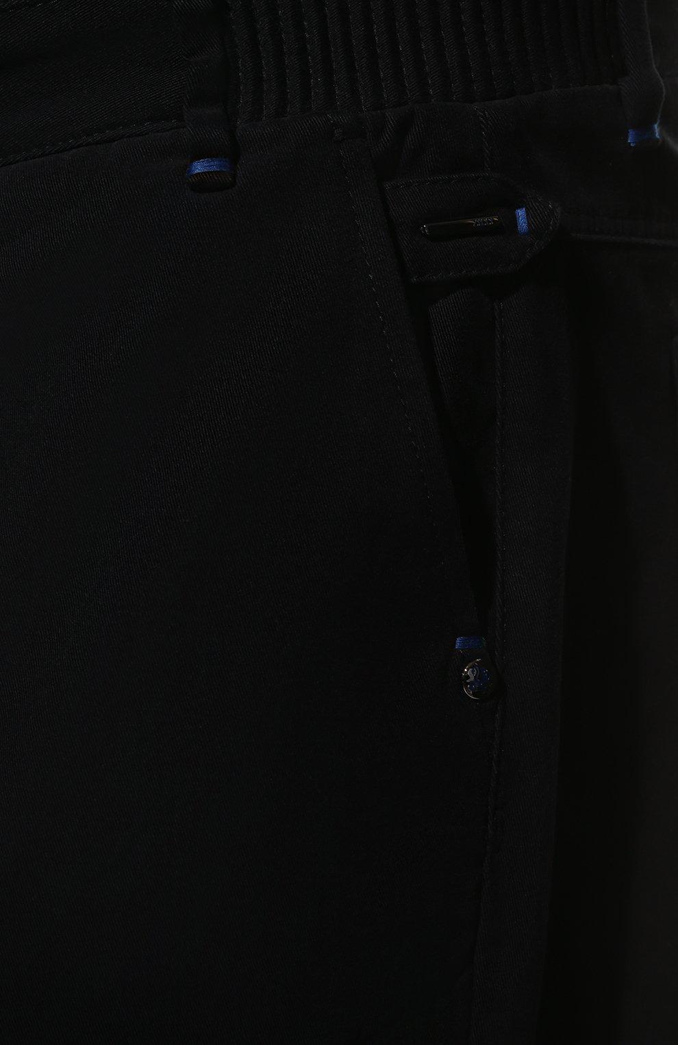 Мужские джинсы ZILLI темно-синего цвета, арт. M0S-D0091-C0CA1/S001 | Фото 5