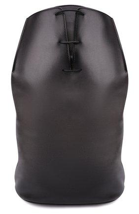 Мужской кожаный рюкзак BERLUTI черного цвета, арт. M183326 | Фото 1
