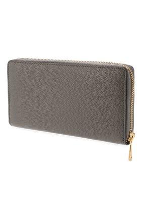 Кожаный кошелек Gucci Zumi | Фото №2