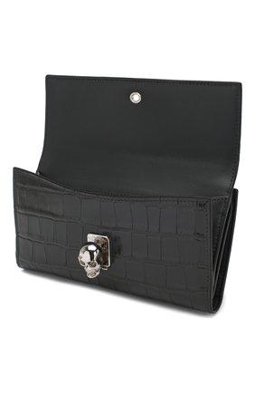 Кожаный кошелек Gucci Zumi | Фото №3