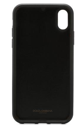 Мужской чехол для iphone xr DOLCE & GABBANA желтого цвета, арт. BI2516/AA590 | Фото 2