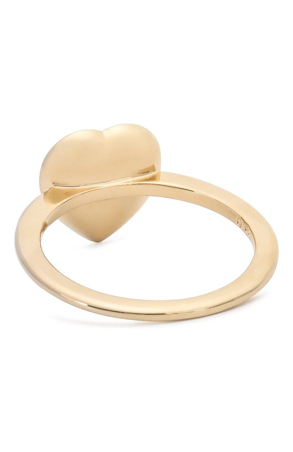 Женское кольцо black baroque SWAROVSKI золотого цвета, арт. 5513246 | Фото 2