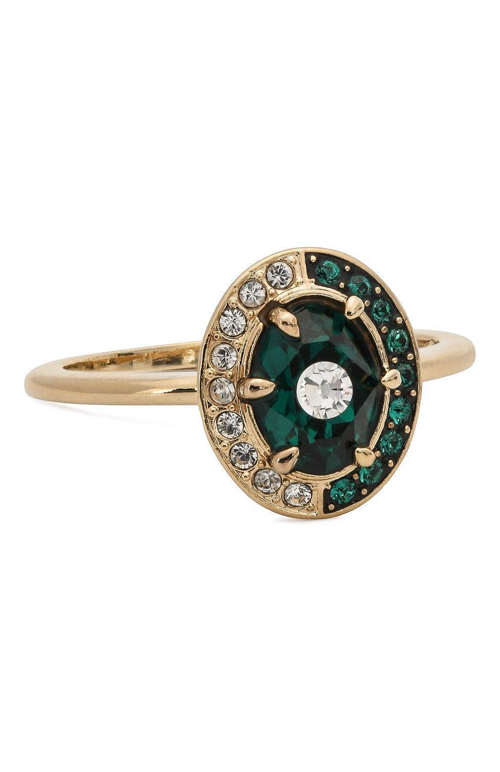 Женское кольцо black baroque SWAROVSKI золотого цвета, арт. 5489128   Фото 1