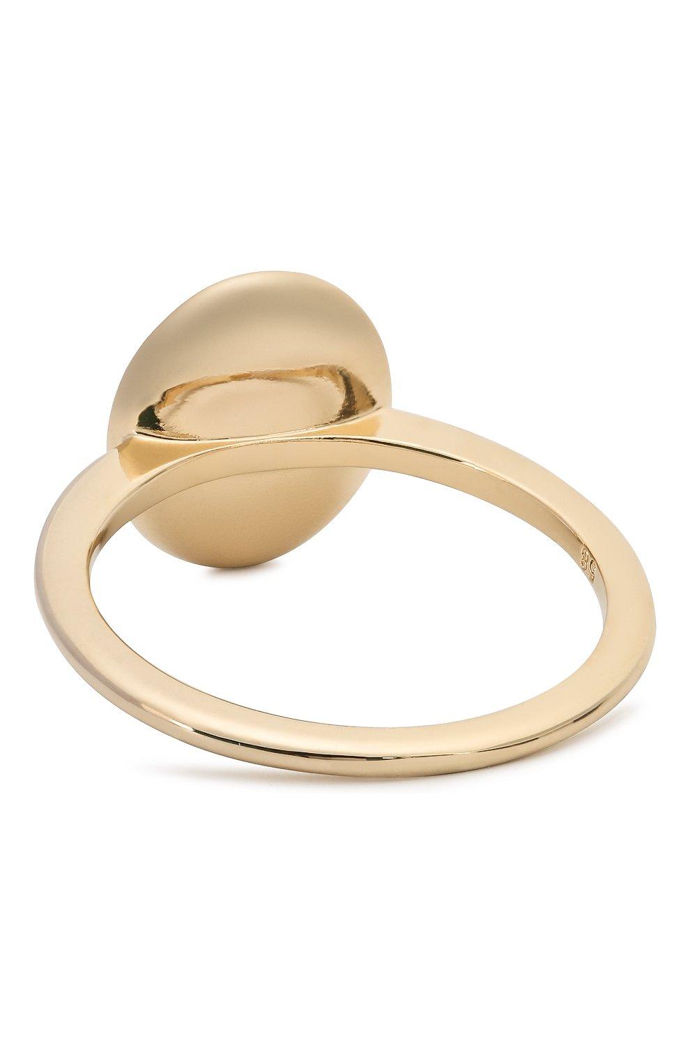Женское кольцо black baroque SWAROVSKI золотого цвета, арт. 5489128   Фото 2