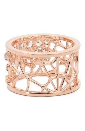 Женское кольцо precisely  SWAROVSKI золотого цвета, арт. 5511396 | Фото 2