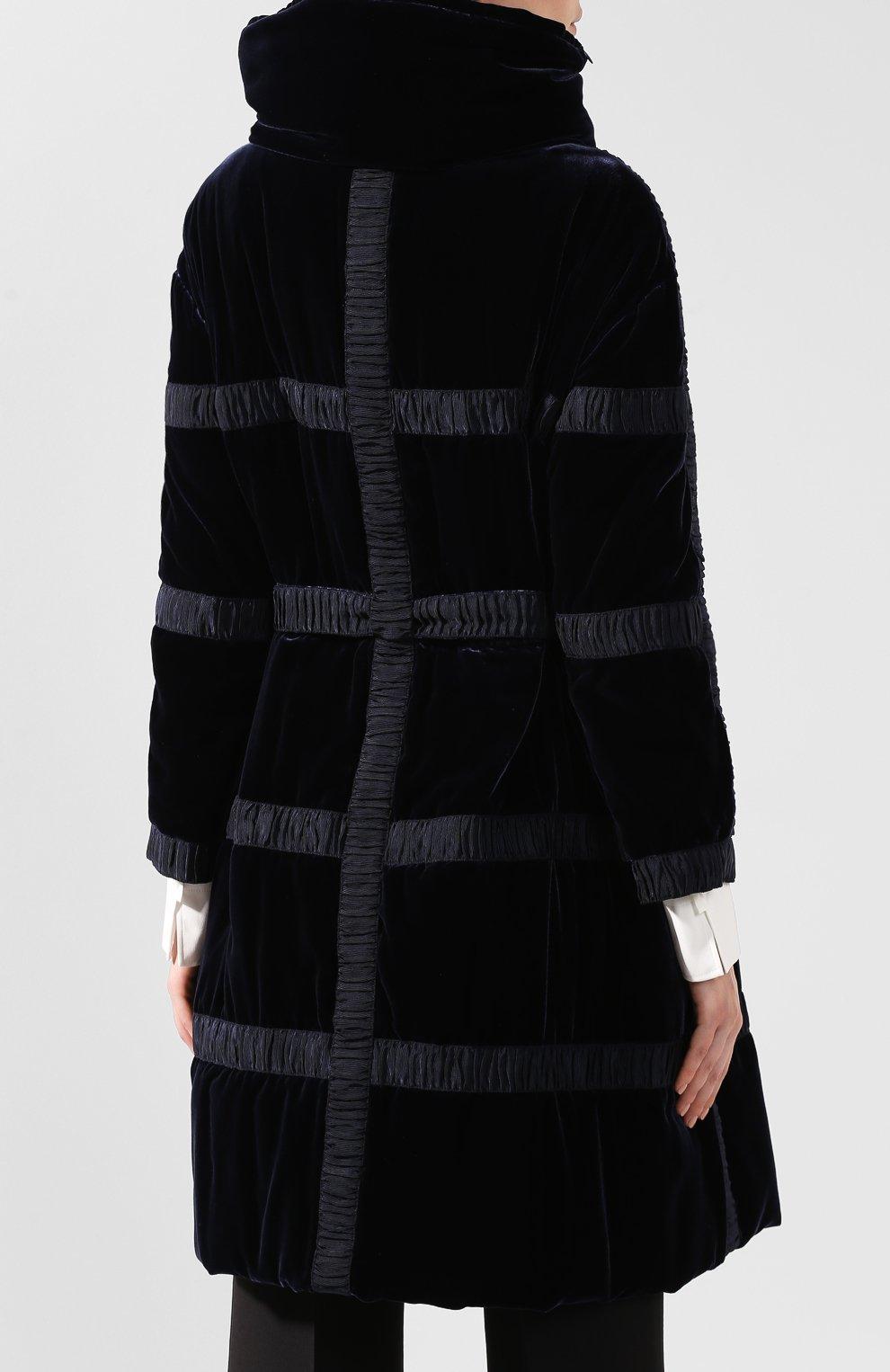 Пальто с поясом   Фото №4
