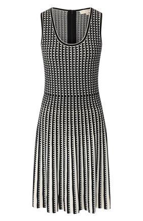 Женское платье MICHAEL MICHAEL KORS черно-белого цвета, арт. MU98YWJ5ZV | Фото 1
