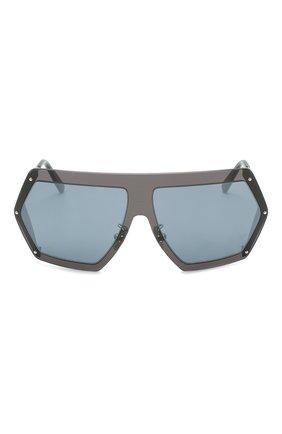 Мужские солнцезащитные очки PHILIPP PLEIN синего цвета, арт. UES0068 | Фото 2