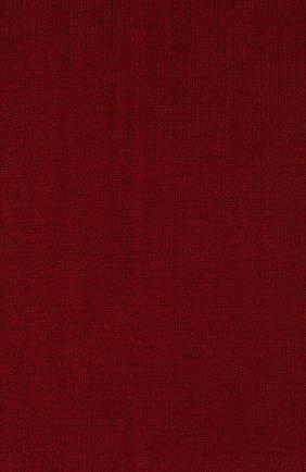 Детский шарф EMPORIO ARMANI бордового цвета, арт. 404596/9A454 | Фото 2