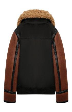 Куртка из эко-меха | Фото №2