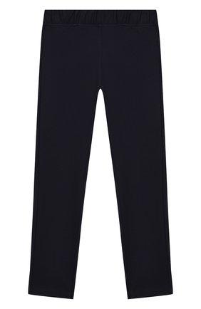 Детского брюки IL GUFO темно-синего цвета, арт. A19PL161M0041/5А-8А | Фото 1