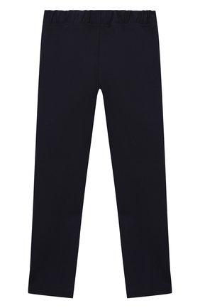 Детского брюки IL GUFO темно-синего цвета, арт. A19PL161M0041/5А-8А | Фото 2