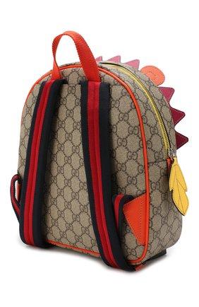 Детская рюкзак GUCCI разноцветного цвета, арт. 580405/9I69N | Фото 2