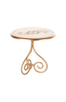 Детского игрушка винтажный кофейный столик MAILEG золотого цвета, арт. 11-7201-05 | Фото 1
