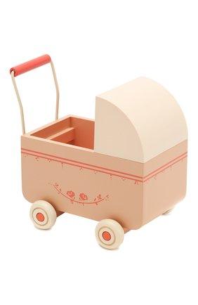 Детского игрушка коляска для новорожденных MAILEG бежевого цвета, арт. 11-8001-00 | Фото 1
