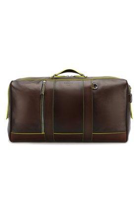 Кожаная дорожная сумка   Фото №1