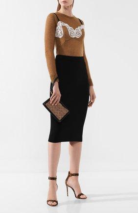Женская сумка dreamer COACH коричневого цвета, арт. 73958 | Фото 2