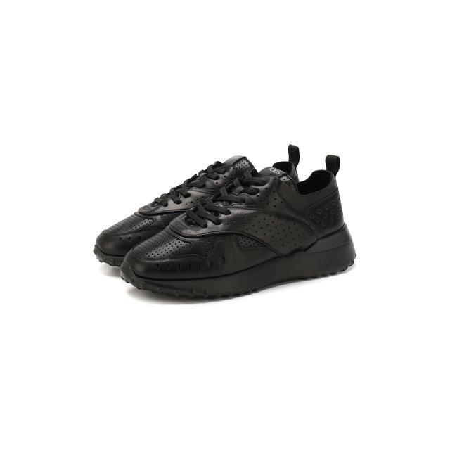 Кожаные кроссовки Tod's — Кожаные кроссовки
