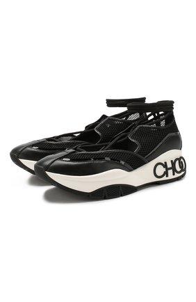 Комбинированные кроссовки Michigan | Фото №1