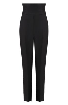 Женские брюки со стрелками STELLA MCCARTNEY черного цвета, арт. 587785/SFA07 | Фото 1