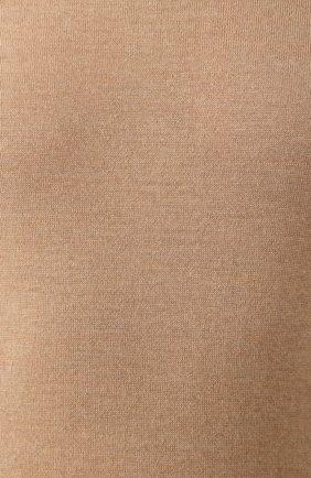 Женская шерстяная водолазка STELLA MCCARTNEY бежевого цвета, арт. 362828/S1735 | Фото 5