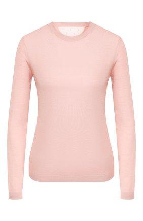 Женская пуловер REDVALENTINO светло-розового цвета, арт. SR0KC04L/4A7 | Фото 1
