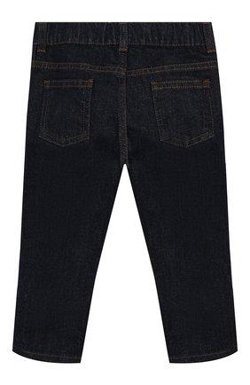 Детские джинсы GUCCI синего цвета, арт. 475620/XR224 | Фото 2