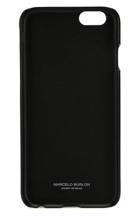 Мужской чехол для iphone 6/6s MARCELO BURLON разноцветного цвета, арт. CMPA003S16008112 | Фото 2