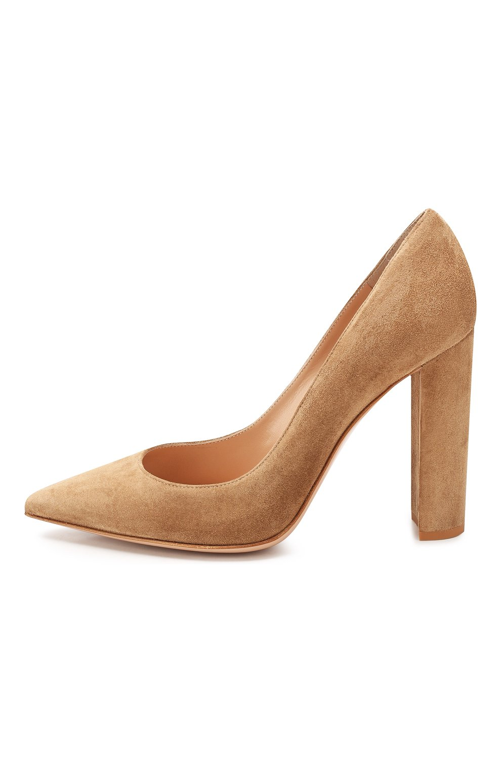 Замшевые туфли Piper  | Фото №3