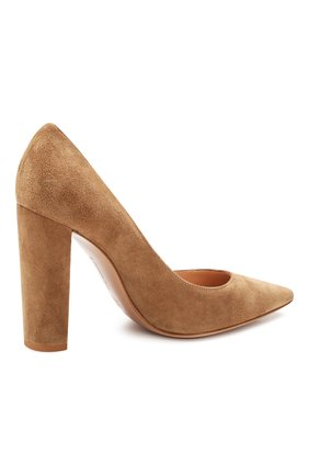 Замшевые туфли Piper  | Фото №4