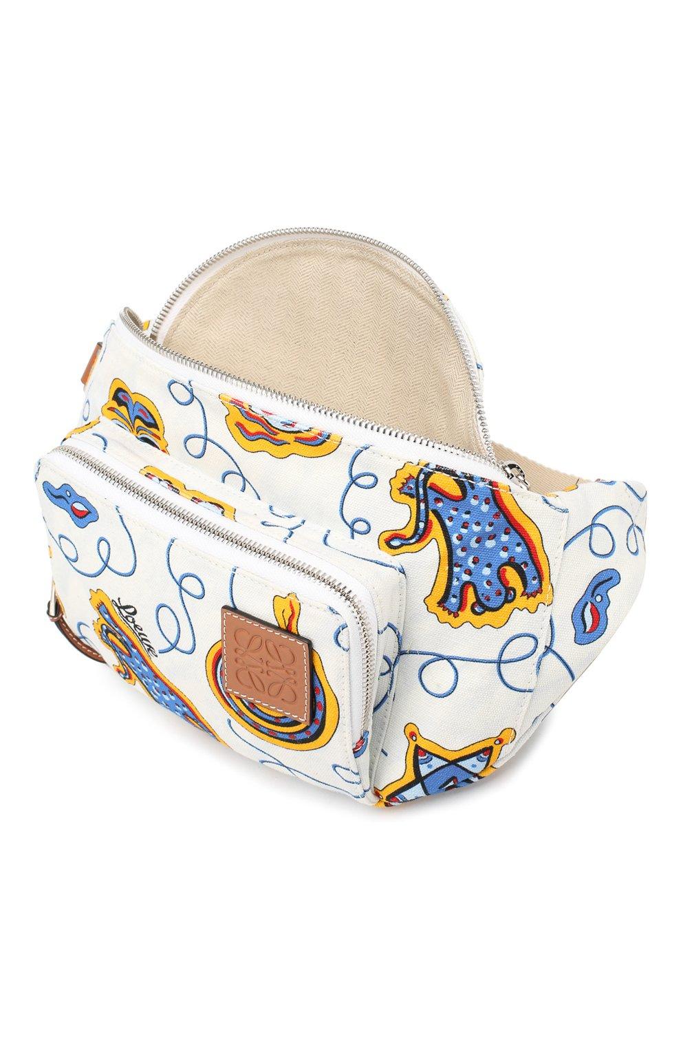 Поясная сумка Loewe x Paula's Ibiza   Фото №4