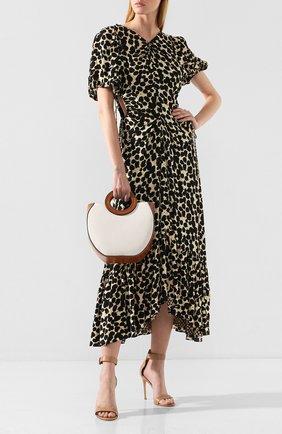 Женская сумка frida STAUD светло-бежевого цвета, арт. 127-9172 | Фото 2