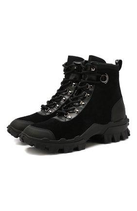 Замшевые ботинки Helis   Фото №1