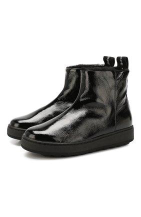 Кожаные ботинки Annecy | Фото №1