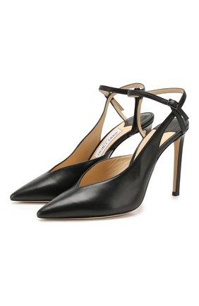 Кожаные туфли Sakeya 100 | Фото №1