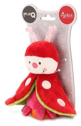 Детского развивающая игрушка жук SIGIKID красного цвета, арт. 40887 | Фото 2
