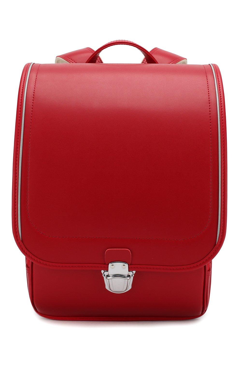Детская ранец randoseru SEIBAN красного цвета, арт. HF20-2520 | Фото 1