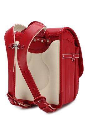 Детская ранец randoseru SEIBAN красного цвета, арт. HF20-2520 | Фото 2