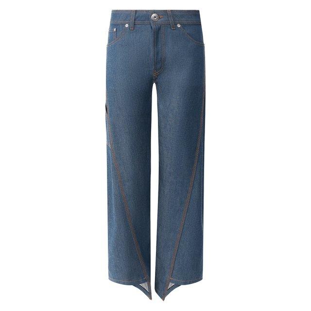 Укороченные джинсы Lanvin