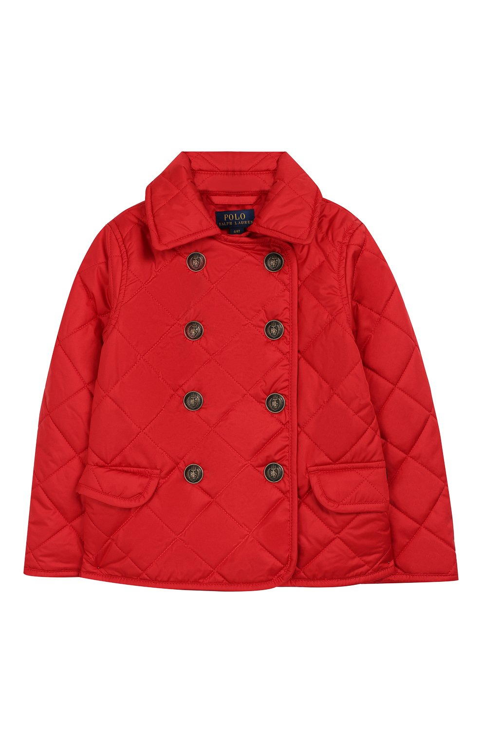 Двубортная куртка   Фото №1