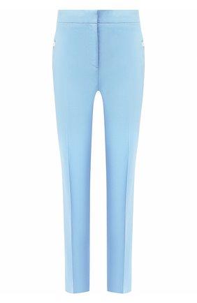 Женские льняные брюки RAG&BONE голубого цвета, арт. W29471635 | Фото 1