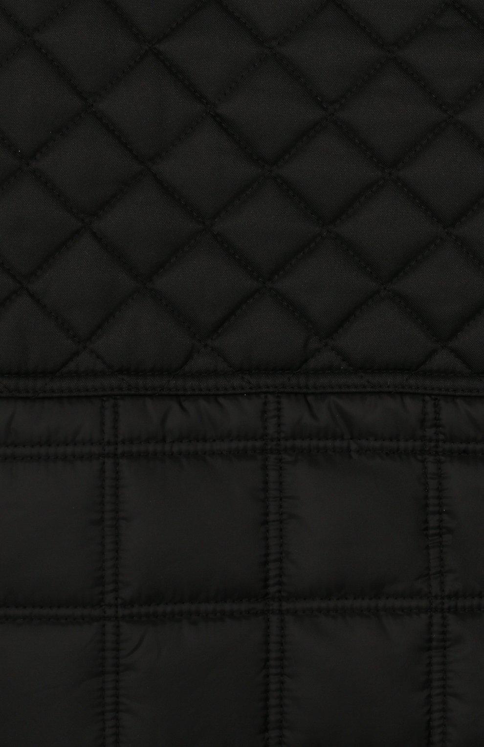 Пуховое пальто | Фото №3