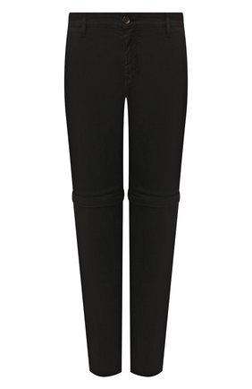 Мужские хлопковые брюки KENZO черного цвета, арт. F965PA3471TA | Фото 1