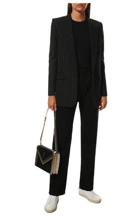 Женское боди MAISON MARGIELA черного цвета, арт. S51NA0056/S20518   Фото 2
